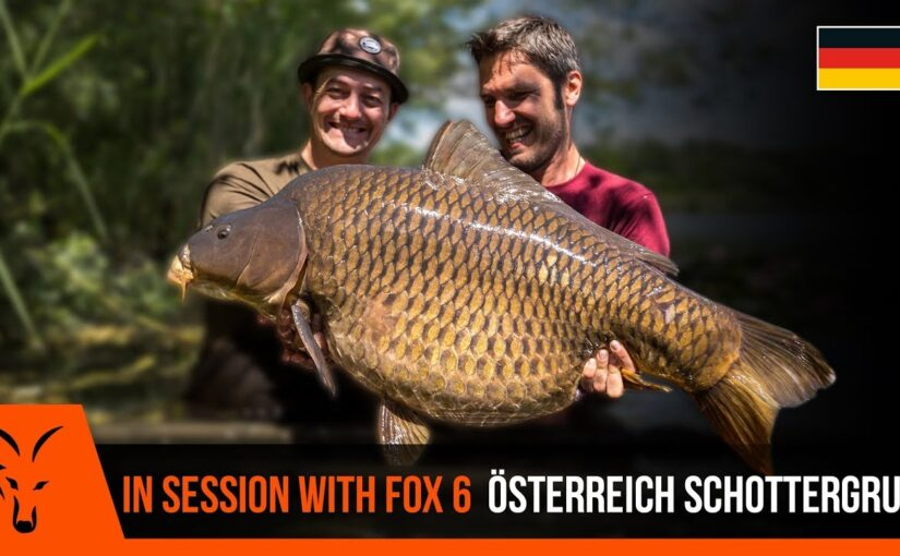In Session with Fox 6 – Österreich Schottergrube