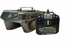 CARP MADNESS Futterboot Bausatz CM Phantom Carbon Köderboot Baitboat 2,4 GHz