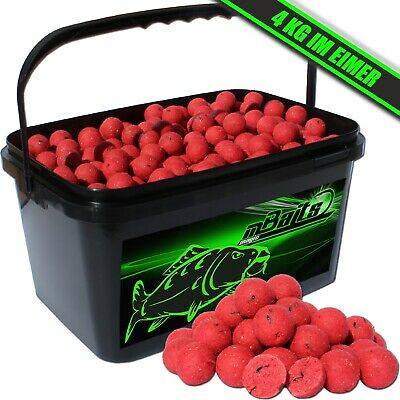 Angel Berger Magic Baits Boilies im Eimer 4 kg Monster Crab