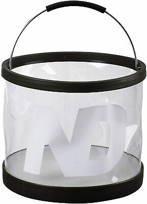 ND Tackle Futtereimer Angeleimer Falten Eimer Halo Collapsible Water Bucket